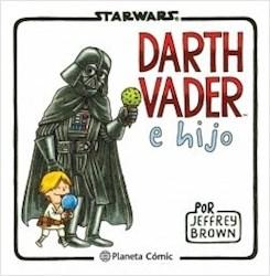 STAR WARS.DARTH VADER E HIJO