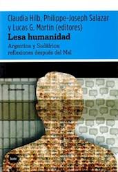 LESA HUMANIDAD. ARGENTINA Y SUDAFRICA