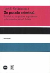 UN PASADO CRIMINAL