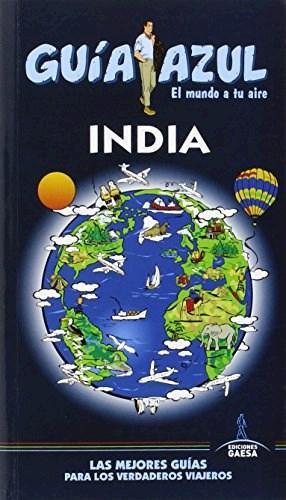 INDIA - GUIA AZUL