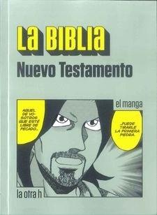 BIBLIA NUEVO TESTAMENTO - MANGA