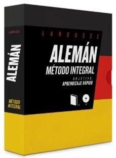 ALEMAN METODO INTEGRAL ( LIBRO + CD )