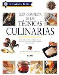 GUIA COMPLETA TECNICAS CULINARIAS