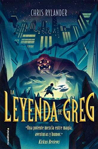 LA LEYENDA DE GREG (LEYENDA DE GREG 1)