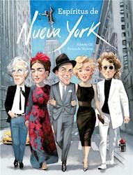 E-book Espíritus de Nueva York