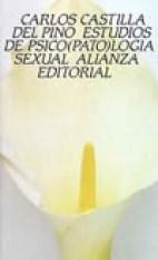 ESTUDIOS DE PSICOPATOLOGIA SEXUAL