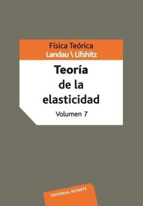 TEORIA DE LA ELASTICIDAD VOLUMEN 7