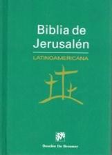 BIBLIA DE JERUSALEN LATINOAMERICANA