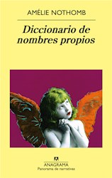E-book Diccionario de nombres propios