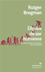 E-book Dignos de ser humanos