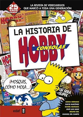 HISTORIA DEL HOBBY CONSOLAS