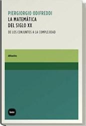 MATEMATICA DEL SIGLO XX, LA