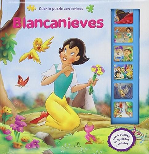 BLANCANIEVES CUENTO CON SONIDOS