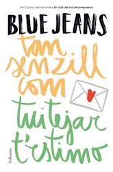 E-book Tan senzill com tuitejar t'estimo