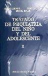 TRATADO DE PSIQUIATRIA DEL NIÑO Y ADOLESCENTE 2