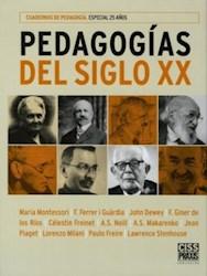 PEDAGOGIAS DEL SIGLO XX