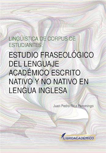Lingüística de corpus de estudiantes:
