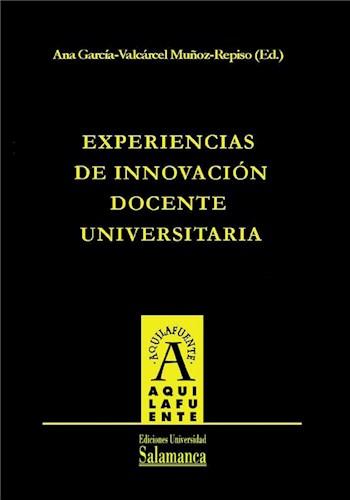 Experiencias de Innovación Docente Universitaria
