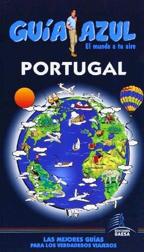 PORTUGAL GUIA AZUL 2013