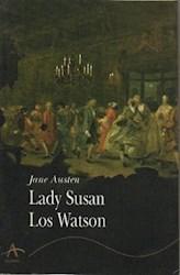 E-book Lady Susan. Los Watson