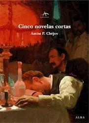 E-book Cinco novelas cortas