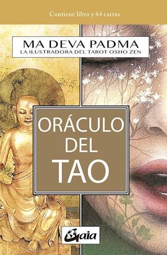 DEL TAO ( LIBRO + CARTAS ) ORACULO