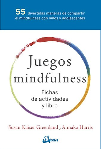 JUEGOS MINDFULNESS PACK ( LIBRO + FICHAS )
