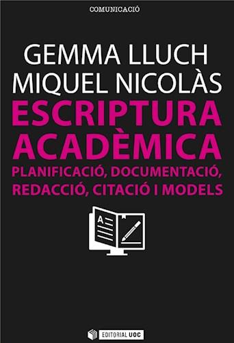 Escriptura acadèmica