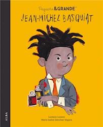 E-book Pequeño & Grande Jean-Michel Basquiat