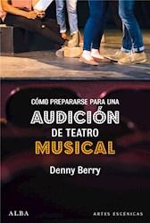 E-book Cómo prepararse para una audición de teatro musical