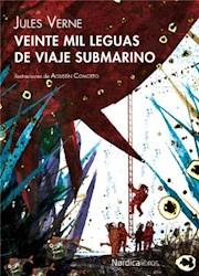 E-book 20000 de viaje submarino