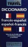 DICCIONARIO TRAVEL FRANCES ESPAÑOL