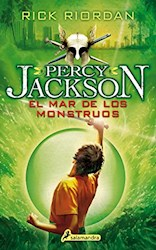 PERCY JACKSON, EL MAR DE LOS MONSTRUOS 2
