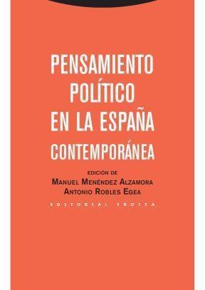 Pensamiento político en la España contemporánea