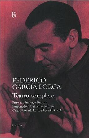 TEATRO COMPLETO DE F.GARCIA LORCA