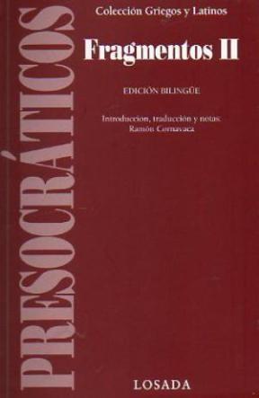 FRAGMENTOS II (ED.BILINGUE) (G. Y L.)