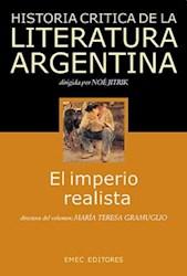 HISTORIA CRITICA DE LA LITERATURA ARGENTINA T.6 I