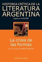 HISTORIA CRITICA DE LA LITERATURA ARGENTINA T.5 C