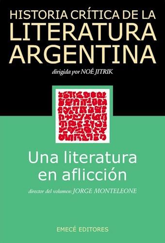 HISTORIA CRITICA DE LA LITERATURA ARGENTINA 12