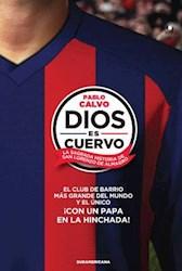 E-book Dios es cuervo