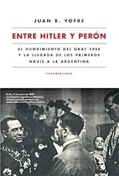 E-book Entre Hitler y Perón