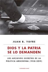 E-book Dios y la patria se lo demanden