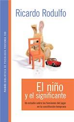 E-book El niño y el significante