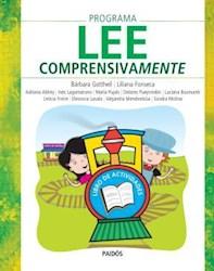 PROGRAMA LEE COMPRENSIVAMENTE LIBRO DE ACTIVIDADE