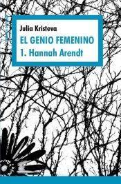 EL GENIO FEMENINO HANNAH ARENDT