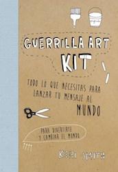 GUERRILLA ART KIT.