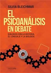 E-book El psicoanálisis en debate