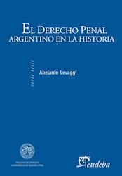 E-book El derecho penal argentino en la historia