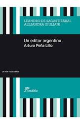 E-book Un editor argentino. Arturo Peña Lillo