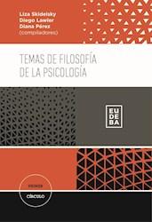 E-book Temas de filosofía de la psicología